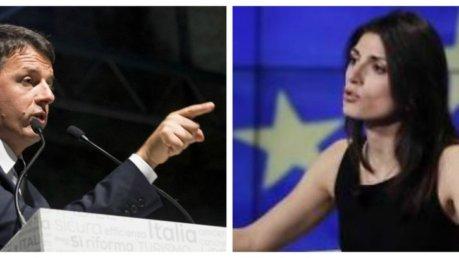 Renzi: la Raggi chiede i soldi? inoltrerò la richiesta... - foto ilmessaggero.it