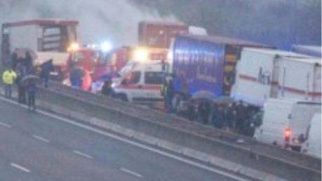 Treviso, assalto a portavalori: chiodi sulla carreggiata, chiusa la A27