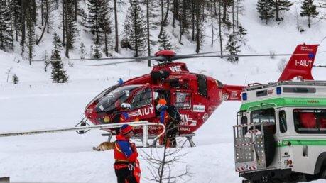 Valanga travolge alpinisti Due i morti, si teme per i dispersi. - foto ilsole24ore.it