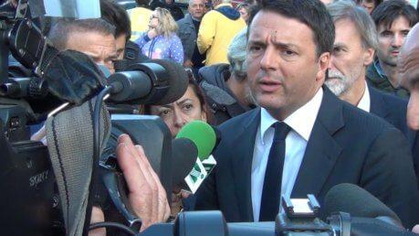 Terremoto: Renzi, container prima di Natale