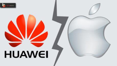 Huawei sfida Apple, foto betashots.com
