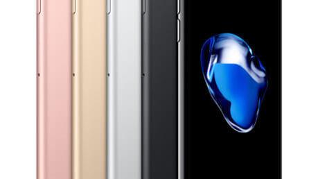 L'iPhone 7 non spinge al
