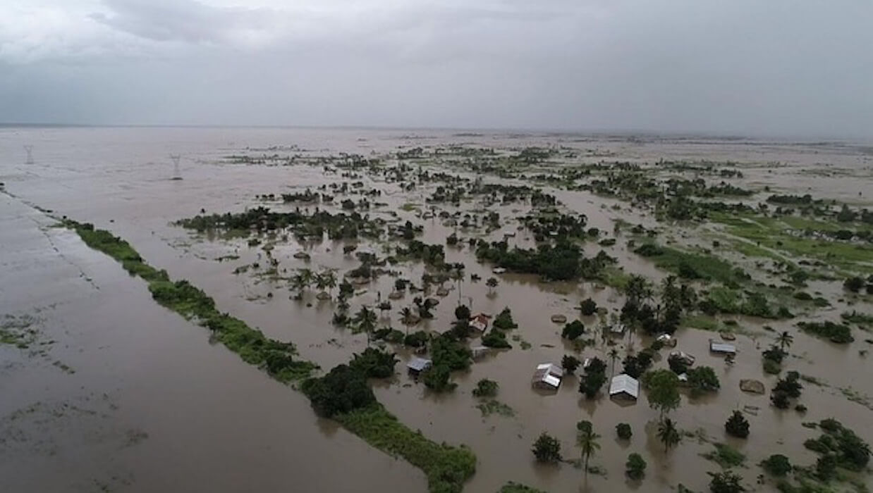 ciclone africa morti uragano idai